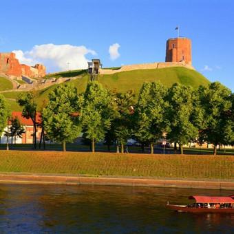 Vandens turizmas / Vilniaus Gondola / Darbų pavyzdys ID 63885