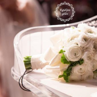 Gėlės vestuvėms / Egidija Janeliūnienė / Darbų pavyzdys ID 412721