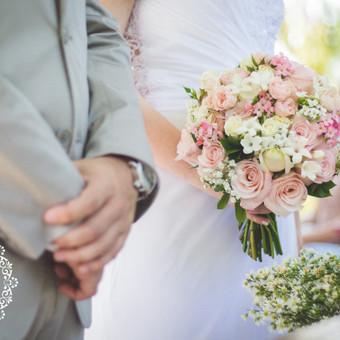 Gėlės vestuvėms / Egidija Janeliūnienė / Darbų pavyzdys ID 412731
