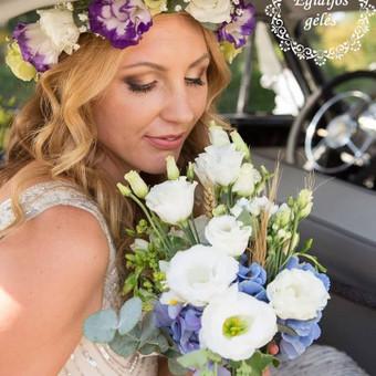 Gėlės vestuvėms / Egidija Janeliūnienė / Darbų pavyzdys ID 412737