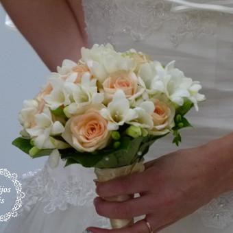 Gėlės vestuvėms / Egidija Janeliūnienė / Darbų pavyzdys ID 412743
