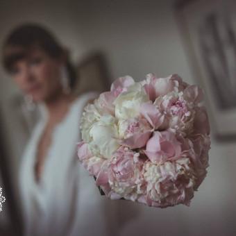 Gėlės vestuvėms / Egidija Janeliūnienė / Darbų pavyzdys ID 412745