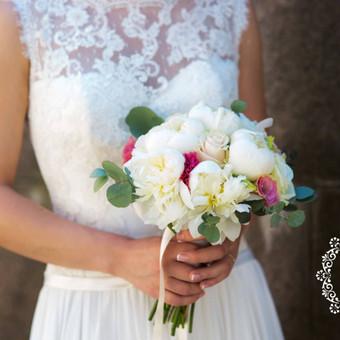 Gėlės vestuvėms / Egidija Janeliūnienė / Darbų pavyzdys ID 412765