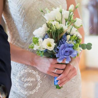 Gėlės vestuvėms / Egidija Janeliūnienė / Darbų pavyzdys ID 412777