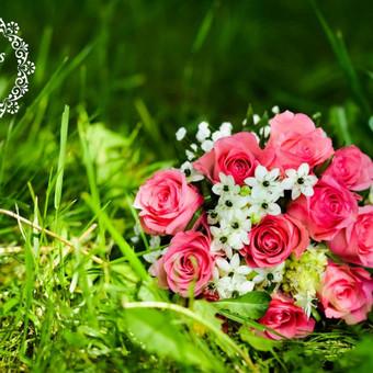 Gėlės vestuvėms / Egidija Janeliūnienė / Darbų pavyzdys ID 412783