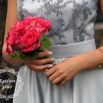 Gėlės vestuvėms / Egidija Janeliūnienė / Darbų pavyzdys ID 412785