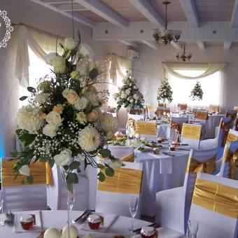Gėlės vestuvėms / Egidija Janeliūnienė / Darbų pavyzdys ID 412791