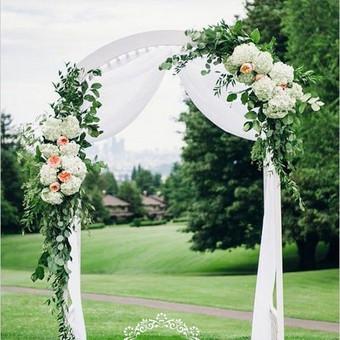 Gėlės vestuvėms / Egidija Janeliūnienė / Darbų pavyzdys ID 412797