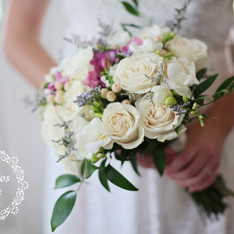 Gėlės vestuvėms / Egidija Janeliūnienė / Darbų pavyzdys ID 412803