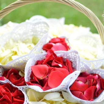 Gėlės vestuvėms / Egidija Janeliūnienė / Darbų pavyzdys ID 412807