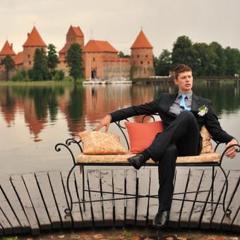 Profesionalus vestuvių fotografavimas / Rimgaudas Žaltauskas / Darbų pavyzdys ID 413121