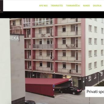 Internetinių Svetainių Kūrimas I www.ITarea.lt / Nikita Rancevas / Darbų pavyzdys ID 413165