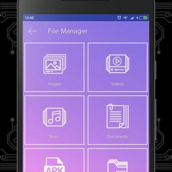 Android - Web - Blockchain aplikacijų kūrėjas / Tomas / Darbų pavyzdys ID 413299