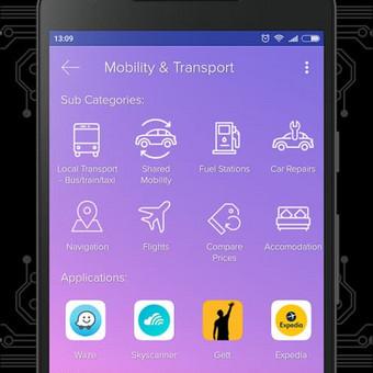 Android - Web - Blockchain aplikacijų kūrėjas / Tomas / Darbų pavyzdys ID 413305