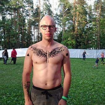 laikinos henna (chna) tatuiruotes / Ieva Jaru / Darbų pavyzdys ID 413317