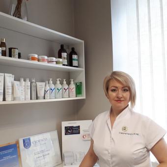 Med. grožio terapeutė Jolanta / Jolanta Kulakova / Darbų pavyzdys ID 413773