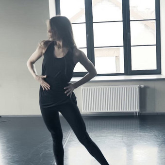Vestuviniai šokiai, Šokėja ir šokių mokytoja Vilniuje / Ieva Konopliovaitė / Darbų pavyzdys ID 413889