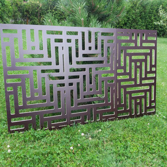 3d frezavimas (Cnc) Vilniuje / Medinė Mozaika / Darbų pavyzdys ID 413925