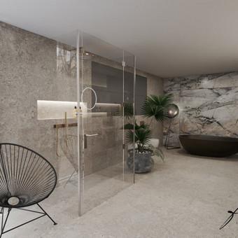 Interjero projektavimas / Flamingo interjero namai / Darbų pavyzdys ID 414271