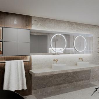 Interjero projektavimas / Flamingo interjero namai / Darbų pavyzdys ID 414273