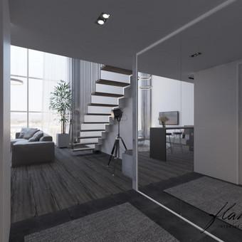 Interjero projektavimas / Flamingo interjero namai / Darbų pavyzdys ID 414299