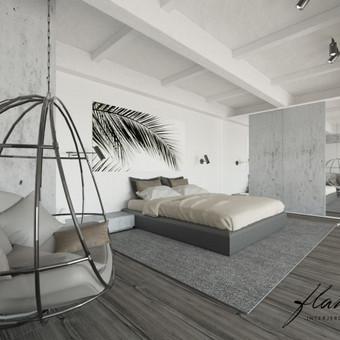 Interjero projektavimas / Flamingo interjero namai / Darbų pavyzdys ID 414301