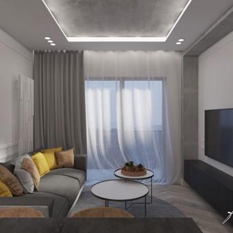 Interjero projektavimas / Flamingo interjero namai / Darbų pavyzdys ID 414317