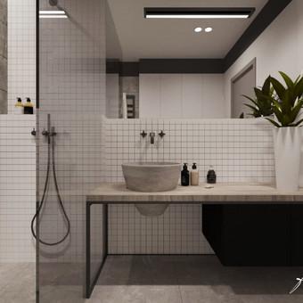 Interjero projektavimas / Flamingo interjero namai / Darbų pavyzdys ID 414335