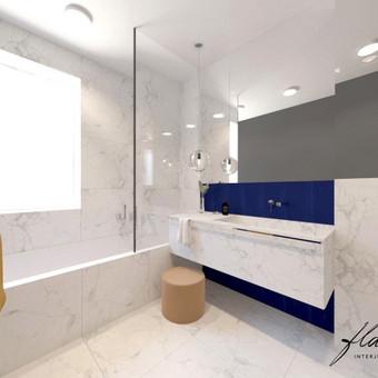 Interjero projektavimas / Flamingo interjero namai / Darbų pavyzdys ID 414349