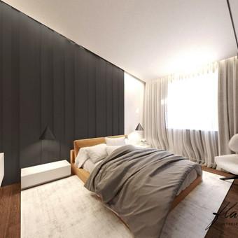 Interjero projektavimas / Flamingo interjero namai / Darbų pavyzdys ID 414353