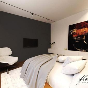 Interjero projektavimas / Flamingo interjero namai / Darbų pavyzdys ID 414355