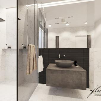 Interjero projektavimas / Flamingo interjero namai / Darbų pavyzdys ID 414359