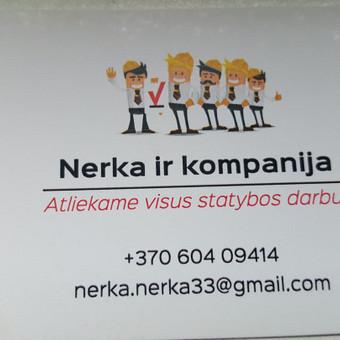 Nerka ir konpanija / Nerijus / Darbų pavyzdys ID 414513