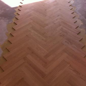Darbai su medinėmis grindimis: klojimas, šlifavimas... / Rolandas / Darbų pavyzdys ID 414567