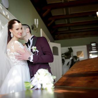Rezervuojamos datos 2020metų vestuvių fotografijai / Sigita Vengraitienė / Darbų pavyzdys ID 414583