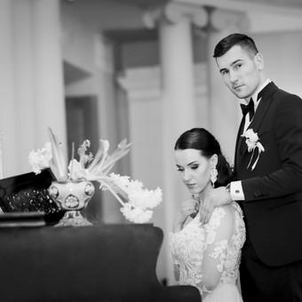 Rezervuojamos datos 2020metų vestuvių fotografijai / Sigita Vengraitienė / Darbų pavyzdys ID 414589