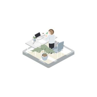 Grafikos dizaineris ir iliustruotojas / Arminas Liuima / Darbų pavyzdys ID 414617