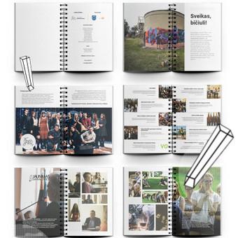 Grafikos dizaineris ir iliustruotojas / Arminas Liuima / Darbų pavyzdys ID 414625