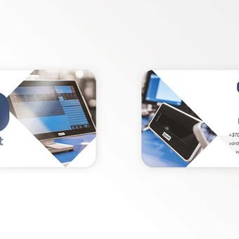 Grafikos dizaineris ir iliustruotojas / Arminas Liuima / Darbų pavyzdys ID 414641