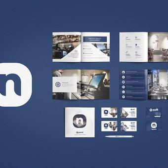 Grafikos dizaineris ir iliustruotojas / Arminas Liuima / Darbų pavyzdys ID 414647