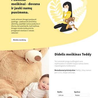 Grafikos dizaineris ir iliustruotojas / Arminas Liuima / Darbų pavyzdys ID 414659