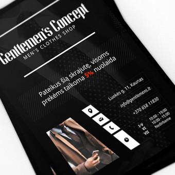 Grafikos dizaineris ir iliustruotojas / Arminas Liuima / Darbų pavyzdys ID 414679