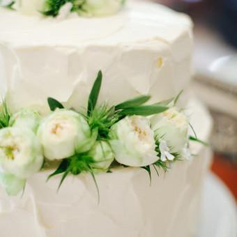 Vestuvinė floristika / Arina / Darbų pavyzdys ID 415227