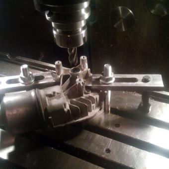 3d spausdinimas, prototipų gamyba, CNC frezavimas, tekinimas / Naglis Ausmanas / Darbų pavyzdys ID 415247