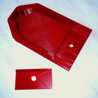 3d spausdinimas, prototipų gamyba, CNC frezavimas, tekinimas / Naglis Ausmanas / Darbų pavyzdys ID 415249