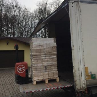 Krovinių pervežimas Lietuvoje Kaunas / Elmaras Kulpys / Darbų pavyzdys ID 415261