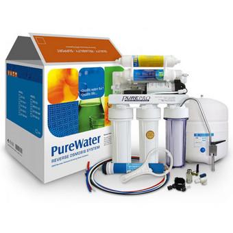Osmosinių filtrų montavimas, priežiura / Germanas / Darbų pavyzdys ID 415653