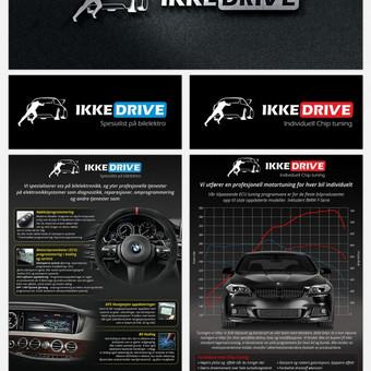 Logotipų dizainas, plakatai, vizitinių kortelių dizainas ir brošiūra (http://issuu.com/karolisrimkus/docs/coding_list_web) įmonei iš Norvegijos užsiimančiai automobilių elektronikos remontu ...