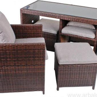ARBALDAS - vokiški baldai ir interjero detalės. / ARBALDAS, UAB / Darbų pavyzdys ID 415775