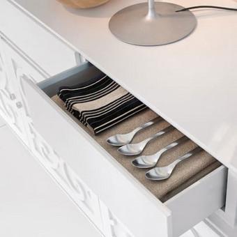 """Virtuvės baldai. Vonios baldai. Akmuo. UAB """"Forestė"""" / Dizainerė Audronė Baldai-Interjeras / Darbų pavyzdys ID 415999"""